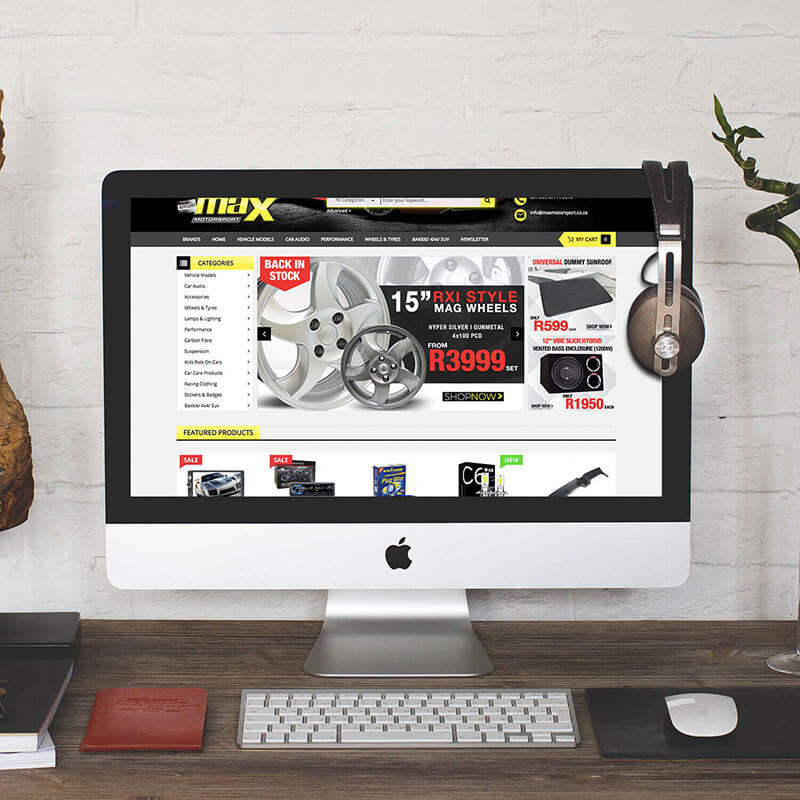 Magento Web Design & Development